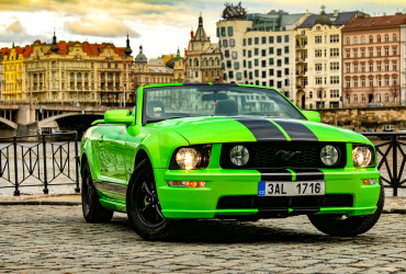 Ford Mustang Cabrio 2005