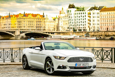 Ford Mustang Cabrio 2016